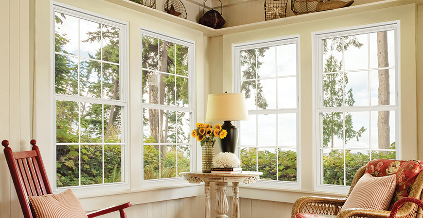 Fusion Vinyl Replacement Windows From Alside Pittsburgh Pa