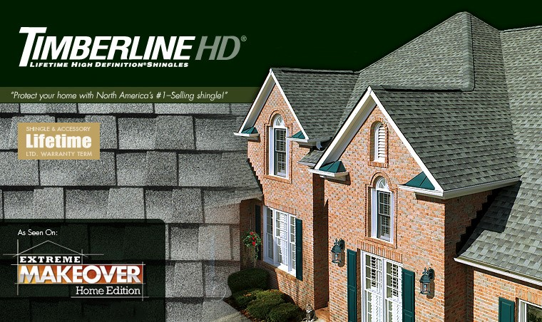 gaf timberline hd lifetime shingles