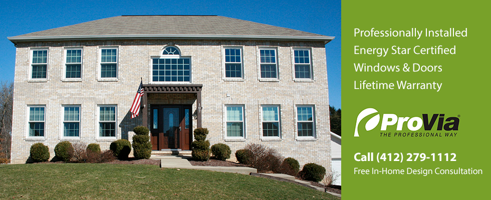 35% off Endure Vinyl Windows and Patio Doors Call (412) 279-1112.